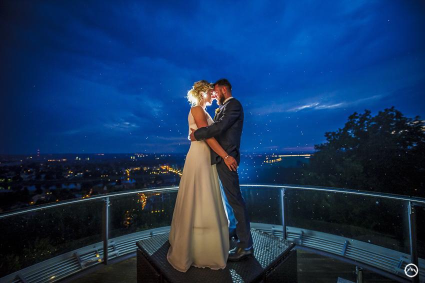 Hochzeit in der Villa via Lapis in Dresden